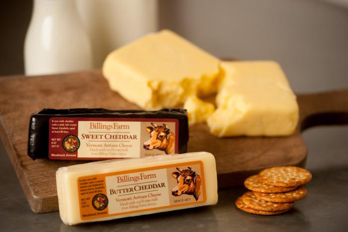 5) Fresh cheese