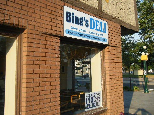 6. Bing's Deli, Avon-By-The-Sea