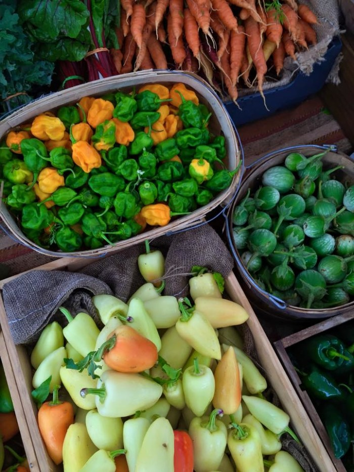 3. Thanks to several farmers markets, there's no shortage of fresh produce in Birmingham.