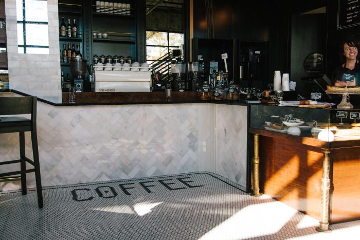 2. Black Eye Coffee CapHill