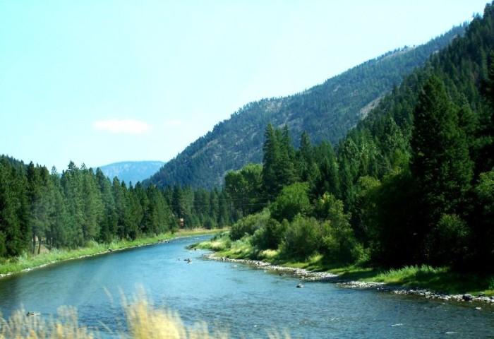 9. Blackfoot River