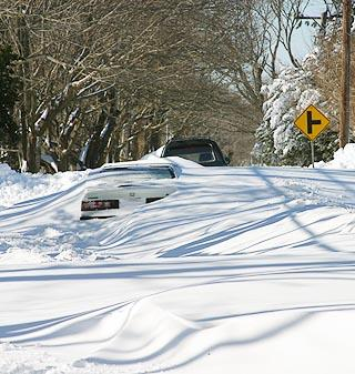 7. The Blizzard of 2005
