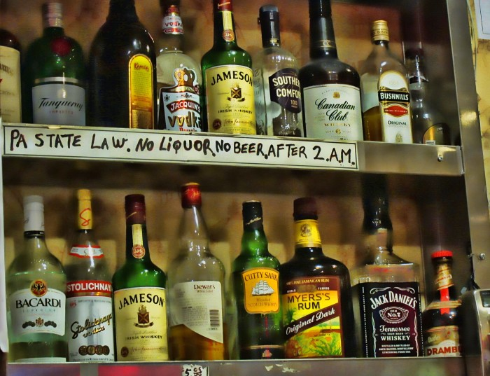 3. The complex alcohol sales laws will take some getting used to. Prepare to be frustrated.