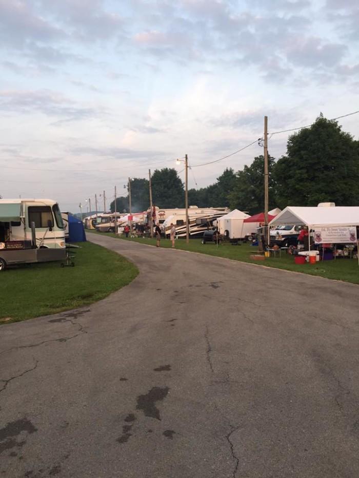 8. Bourbon City Barbecue Festival