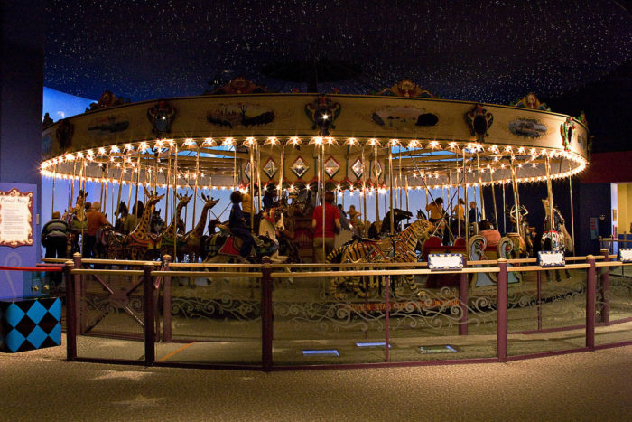 4. Broad Ripple Park Carousel – Indianapolis