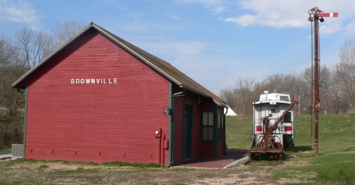 2. Brownville Depot and Railroad History Museum, Brownville
