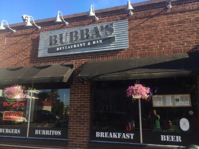3. Bubba's, Traverse City