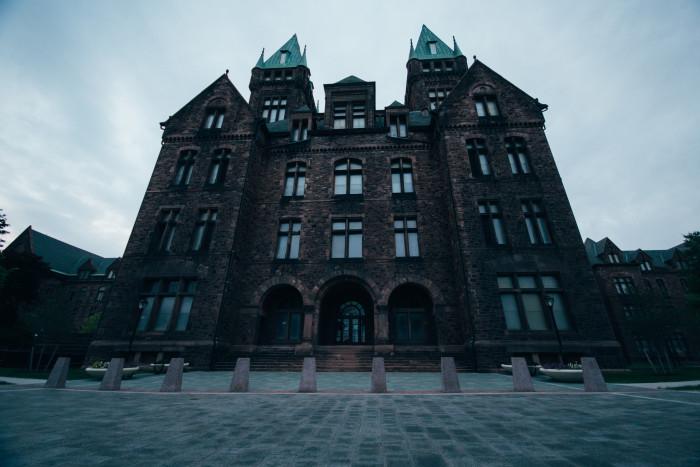 3. Buffalo State Asylum