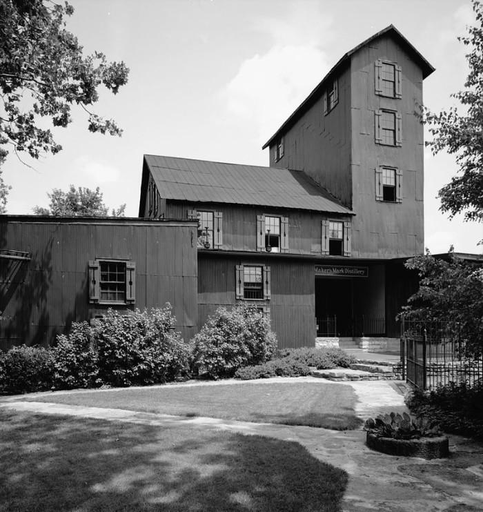 14. Burke's Distillery in Loretta
