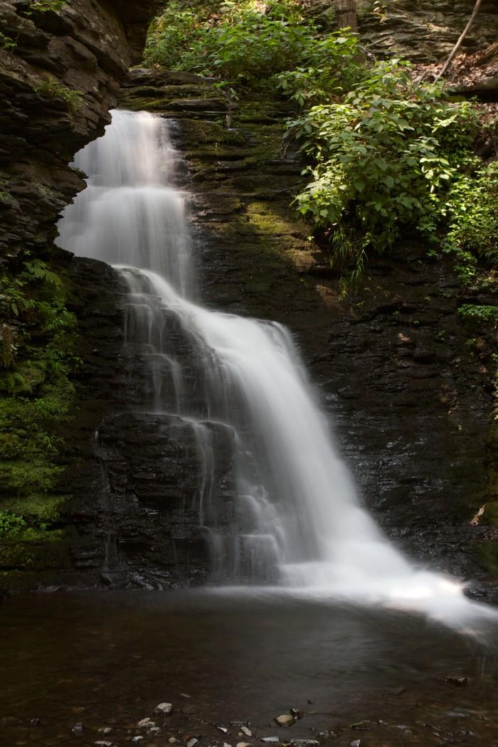 Bushkill Falls 2