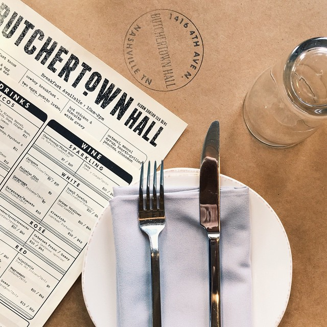 5. Butchertown Hall - Best Place to Fall into a Meat Coma