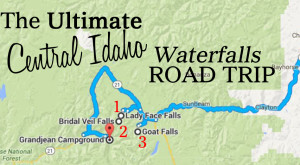 The Ultimate Central Idaho Waterfalls Road Trip Is Here… And Everyone Should Do It