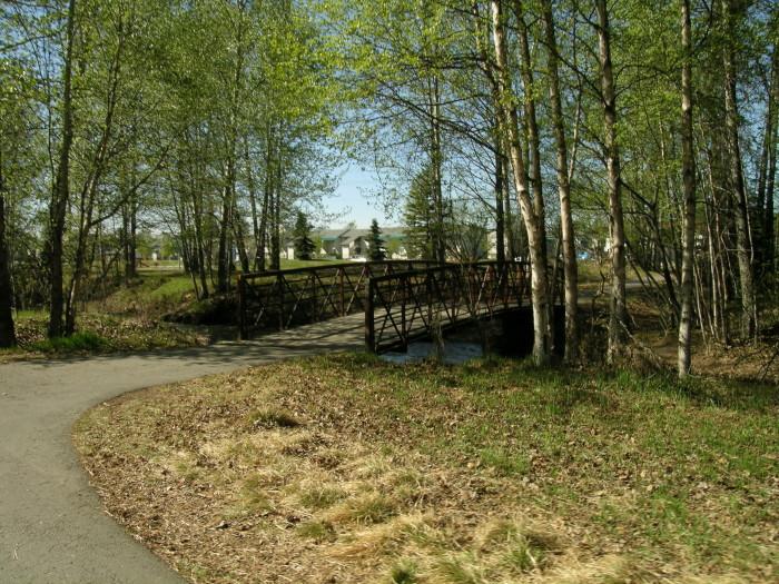 15. Chester Creek Trail - Anchorage