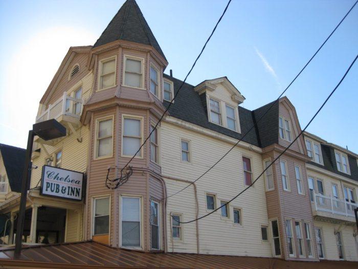 2. Chelsea Pub & Inn, Atlantic City