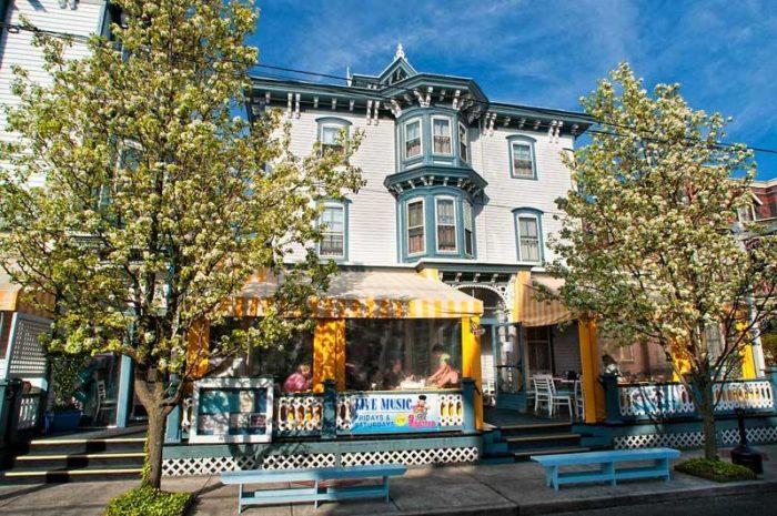 5. Carroll Villa Hotel, Cape May