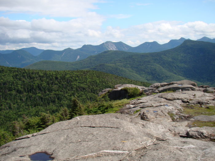 7. Adventure up to the Adirondacks and let the unforgettable views from any of our 46 high peaks steal your breath away...and don't forget to take some pictures!