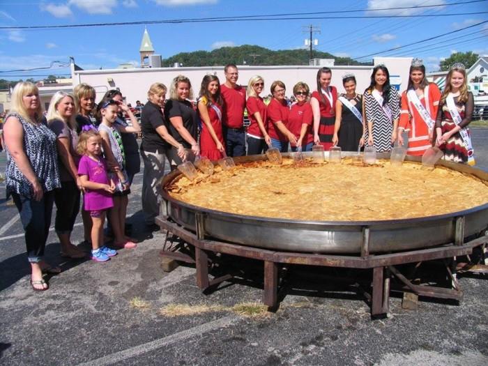 Casey County pie.