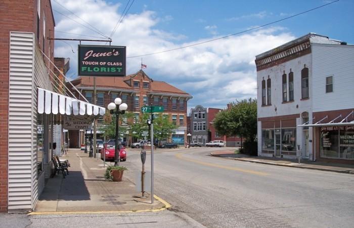 14. Catlettsburg, Kentucky