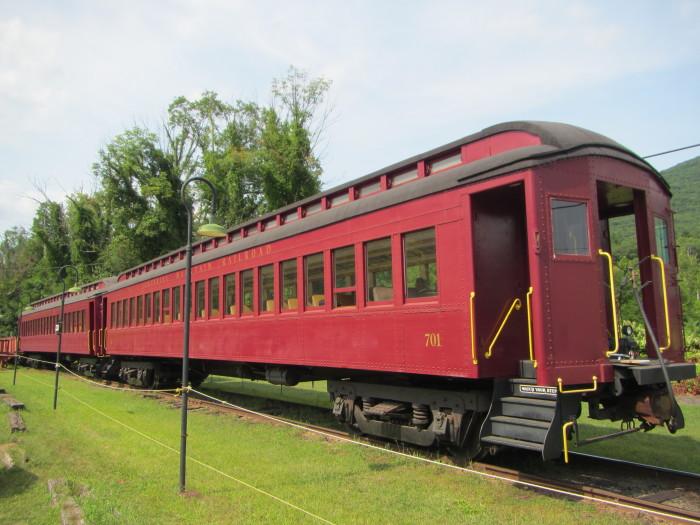 2. Catskill Mountain Railroad