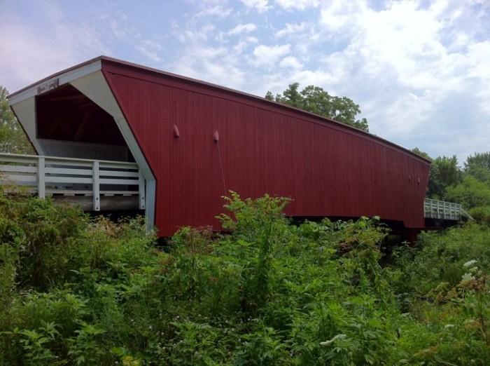 3. Cedar Bridge