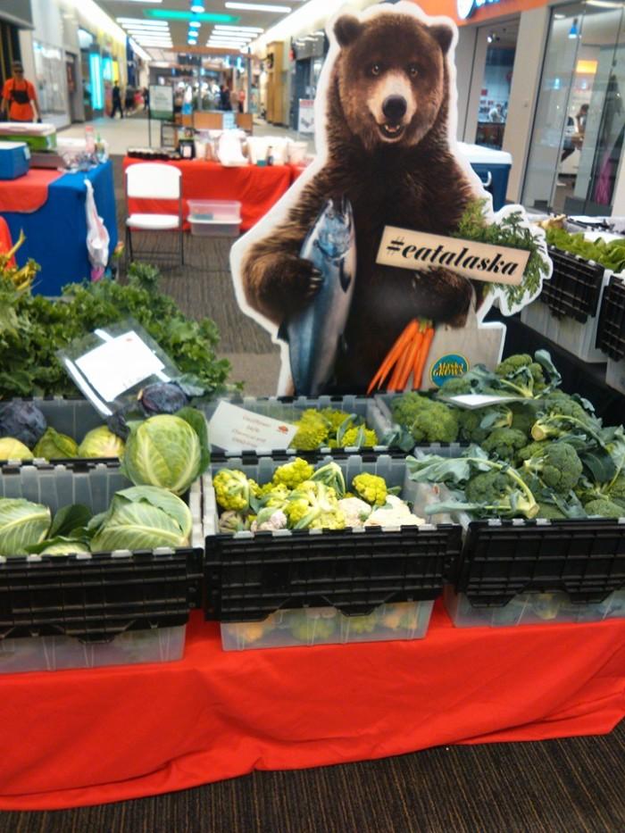 7. The Center Market - Anchorage
