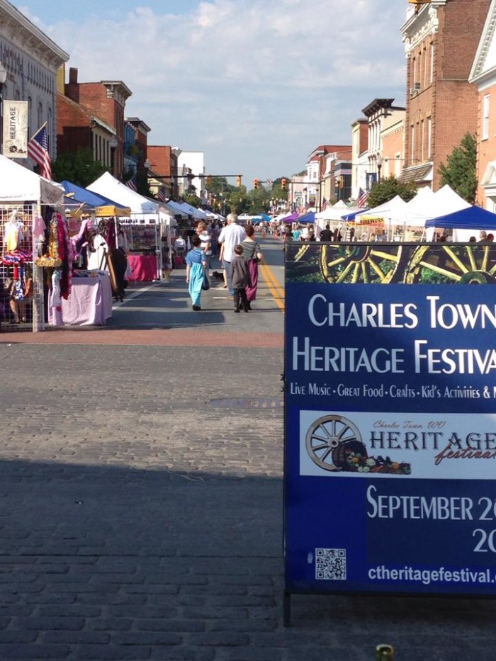 5. Charles Town Heritage Festival