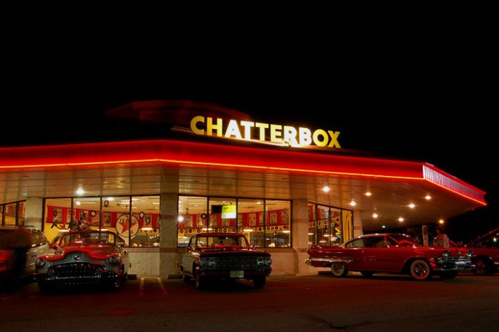 8. The Chatterbox Drive-In, Augusta