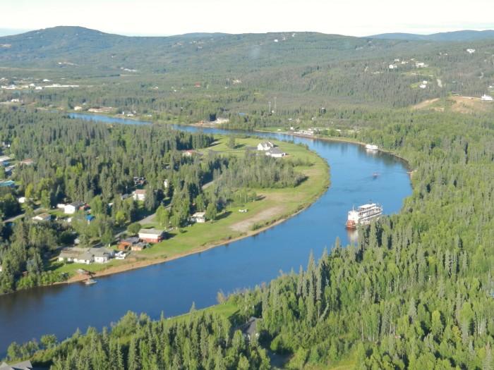 8. Fairbanks – Chena River
