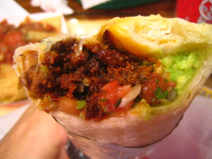 13. Become an expert at Mission-style burritos. Endlessly argue over who makes the best.