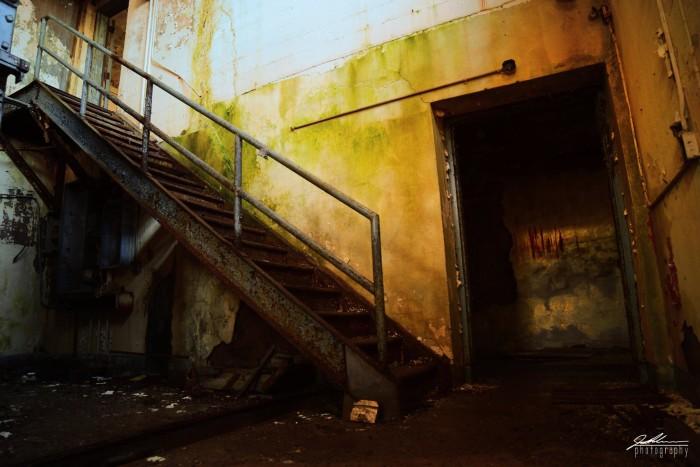 Chute - Downstairs