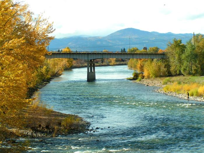 1. Clark Fork River