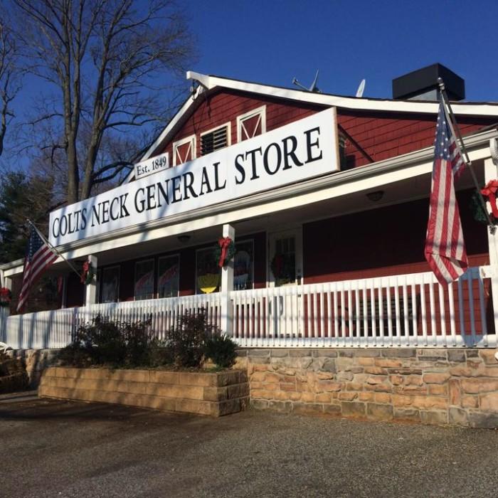7. Colts Neck General Store & Deli, Colts Neck
