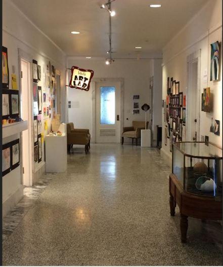 1. Community Arts Center at 401 W Main Street