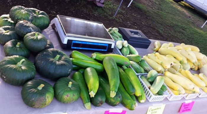 5. Downtown Conway Farmers Market