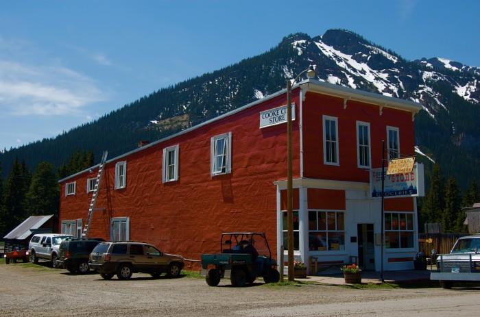 3. Cooke City Store, Cooke City