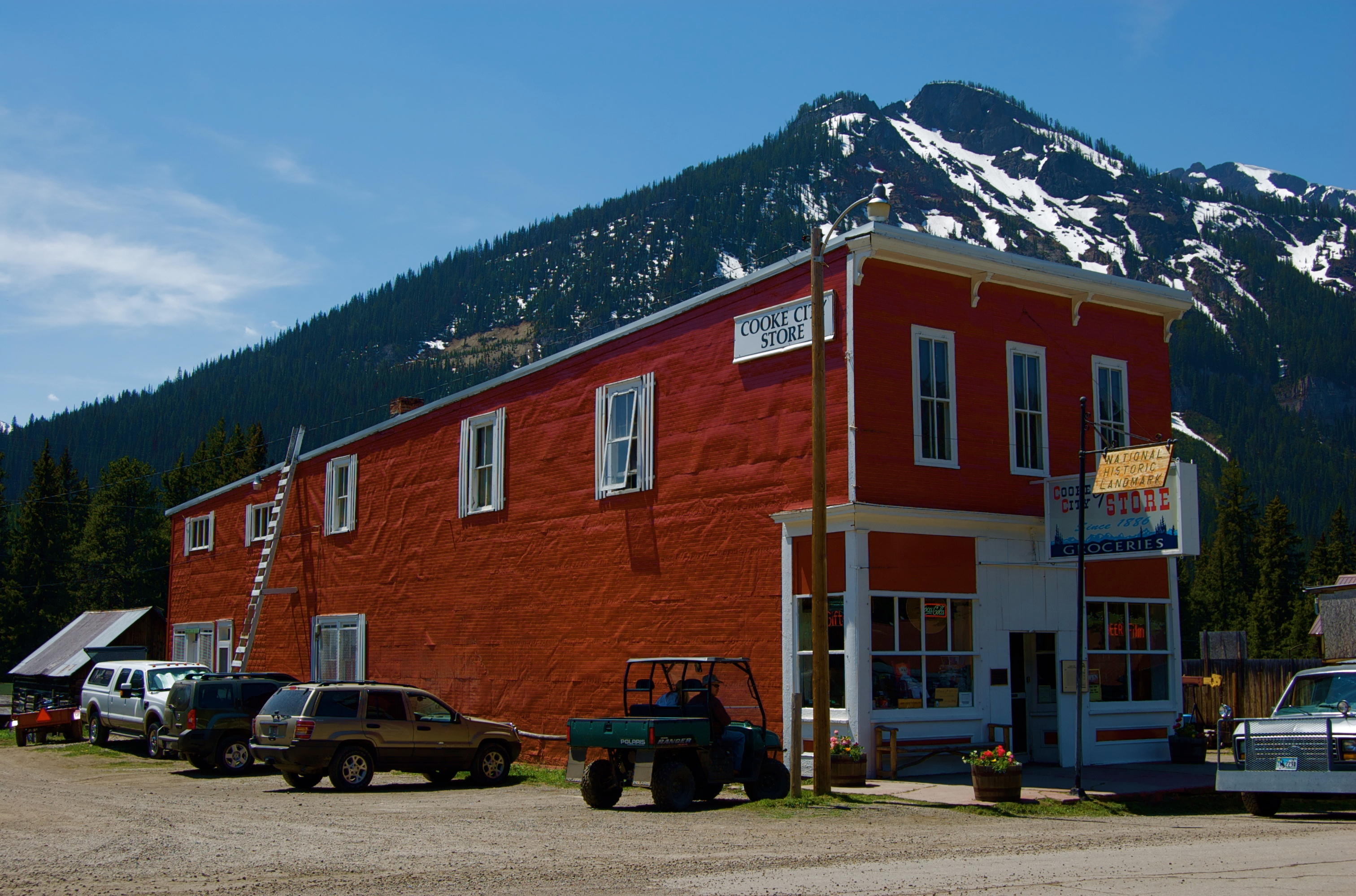 These 7 Charming General Stores In Montana Will Make You