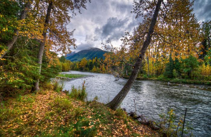 5. Cooper Landing – Russian River & Kenai River