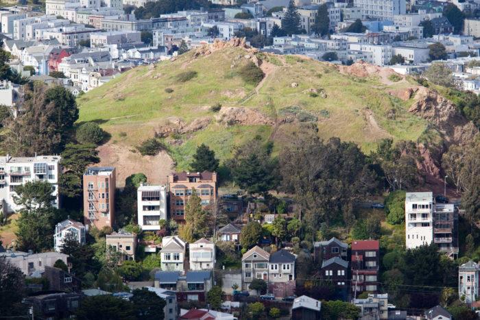 7. Corona Heights/The Castro