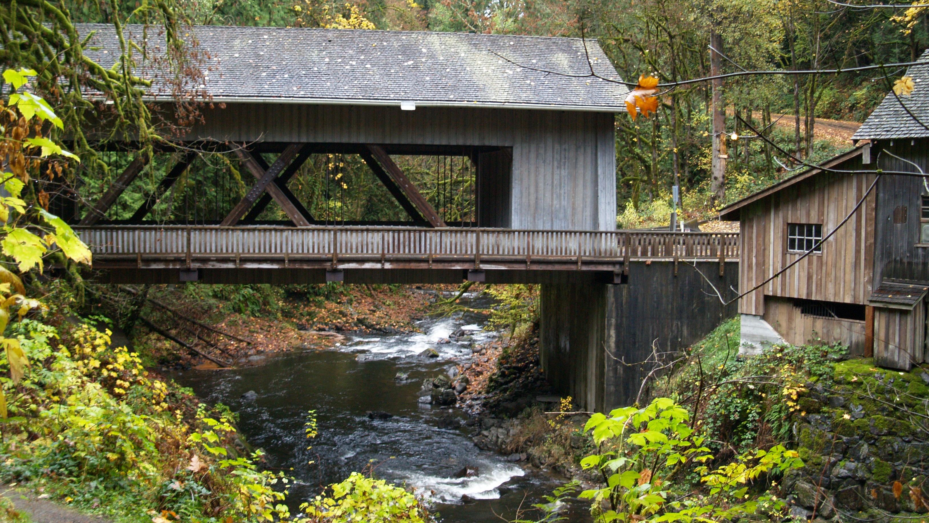6 Beautiful Covered Bridges In Washington