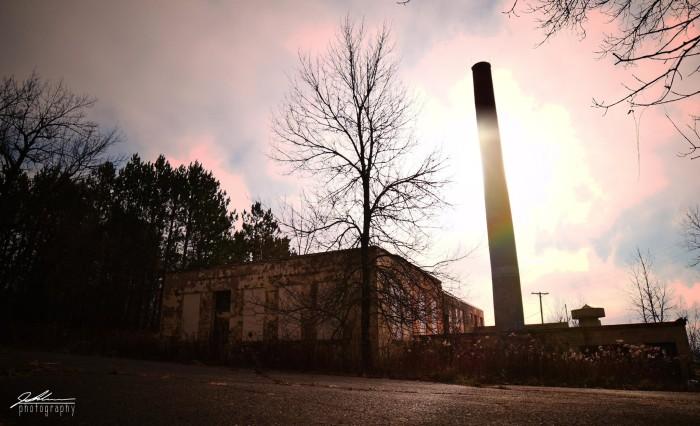 Crematorium - Outside