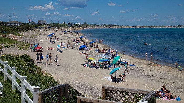 Rhode Island: New Shoreham