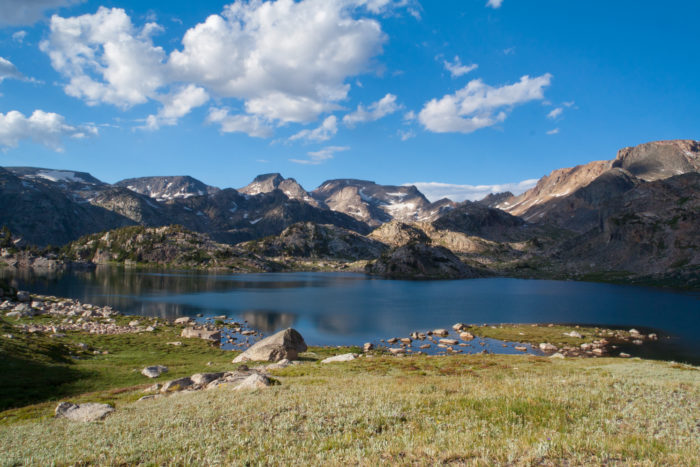 8. Crystal Lake, Absaroka-Beartooth Wilderness
