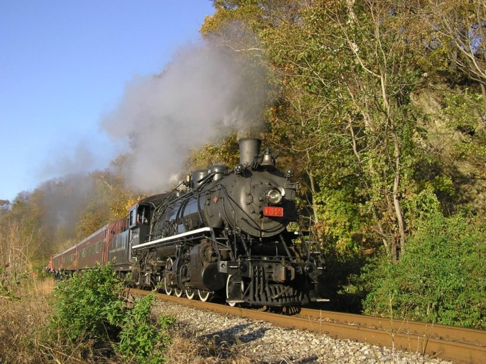 The 5 Best Scenic Train Rides In New Jersey