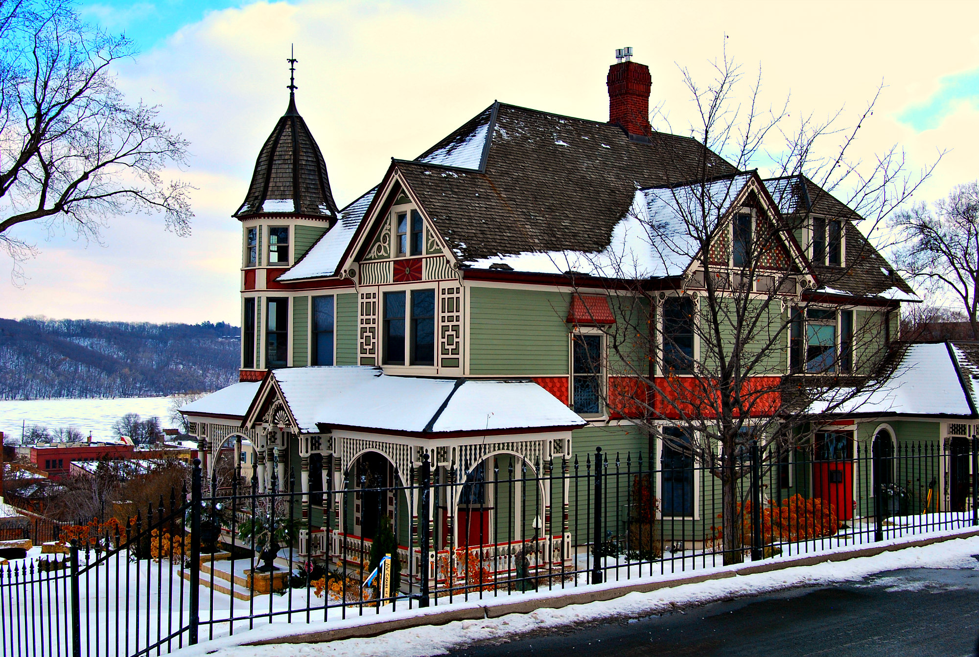 10 Amazing Homes To See In Minnesota