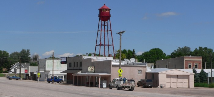 5. Dalton, Cheyenne County