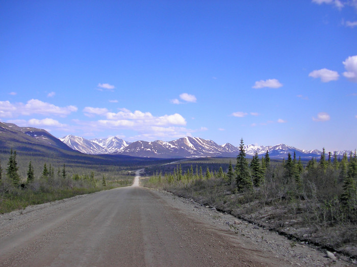 25. Drive The Denali Highway