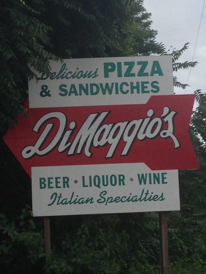 4. Di Maggio's Pizza and Burgers, Coloma