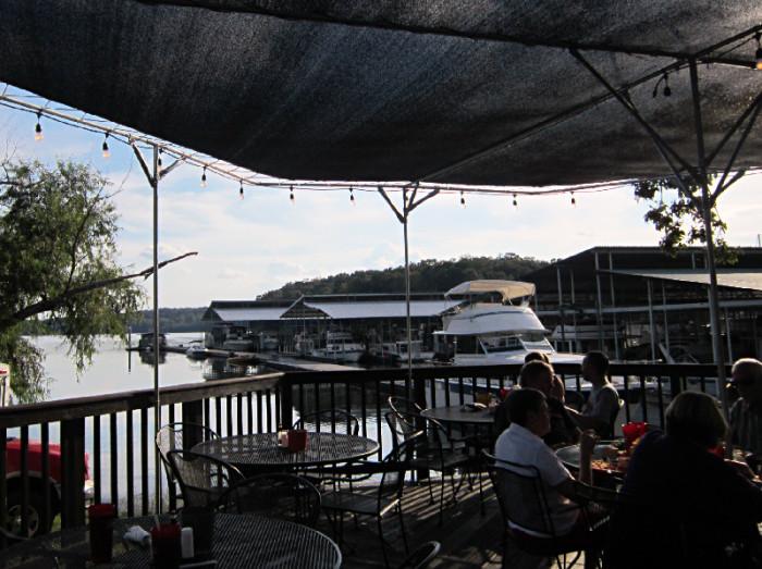 5. Dockside Café - Harrison