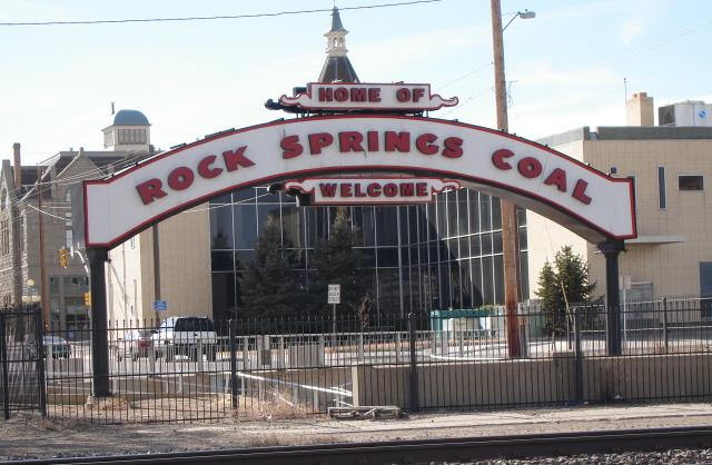 6. Rock Springs
