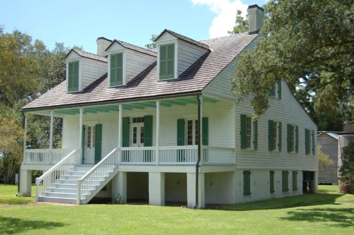 2. Edward Douglass White House, Thibodaux